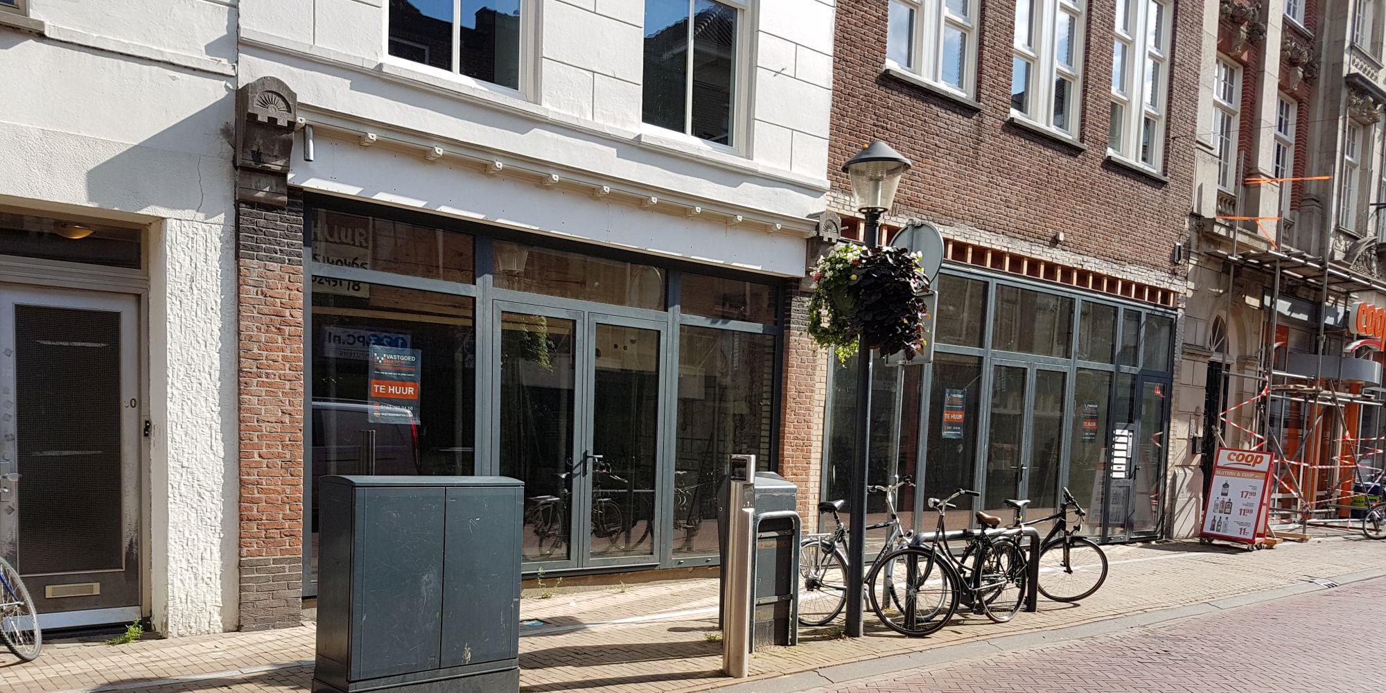 Winkelruimte |  Gorinchem, Westwagenstraat 44