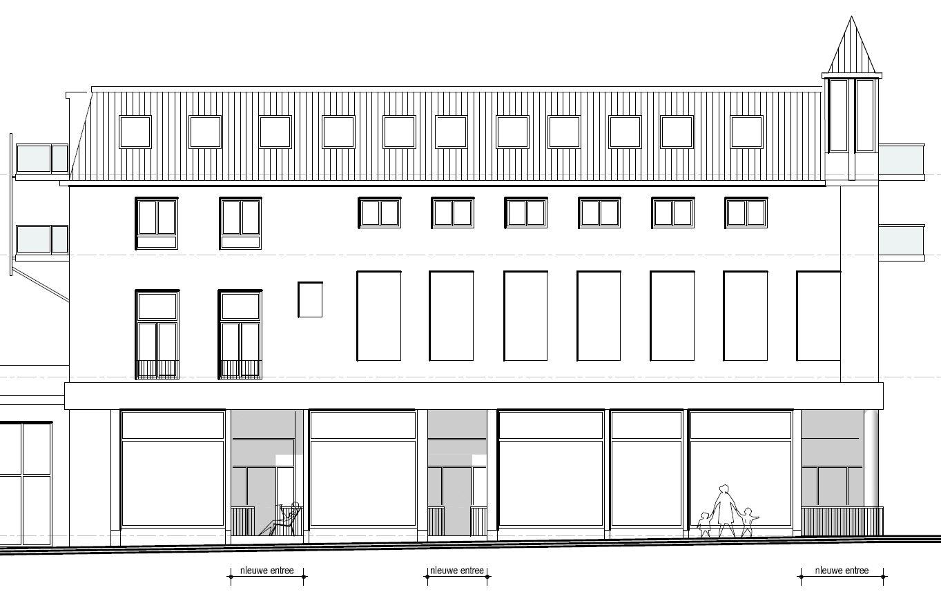 Studio /  Loft Appeldijk 1-3, Gorinchem